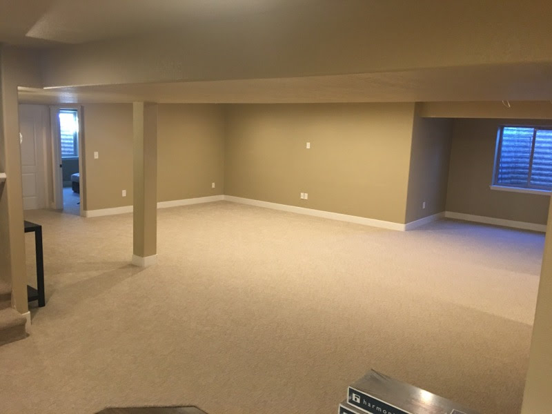 large basement finishing in Fort Collins - NoCo Basements